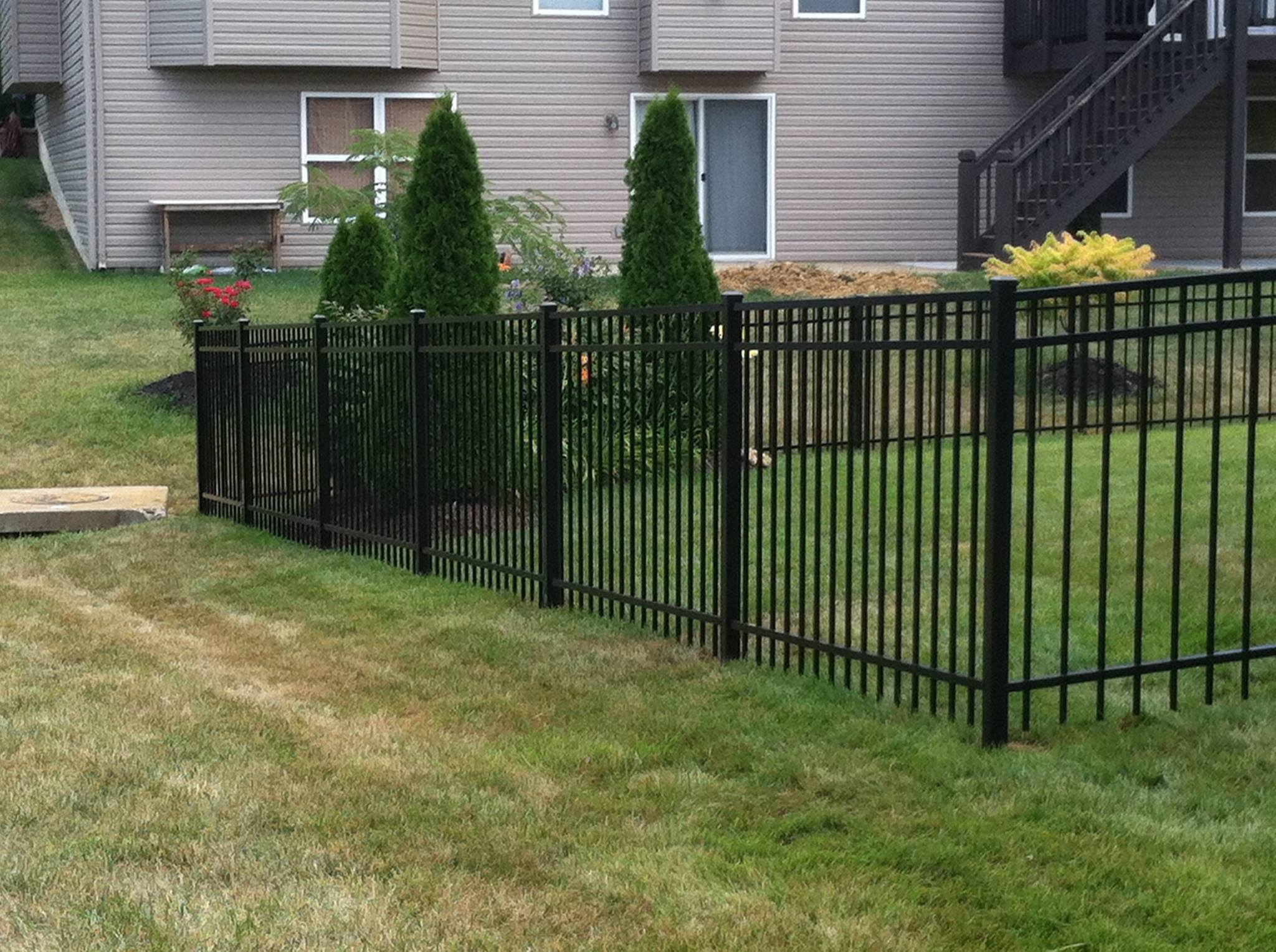 Ornamental Fencing at AllStar Fence STL