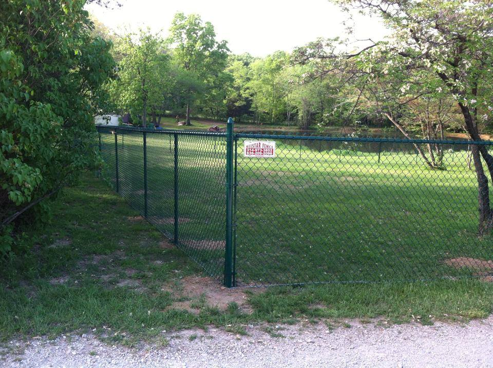 5ft vinyl coated chain link fence