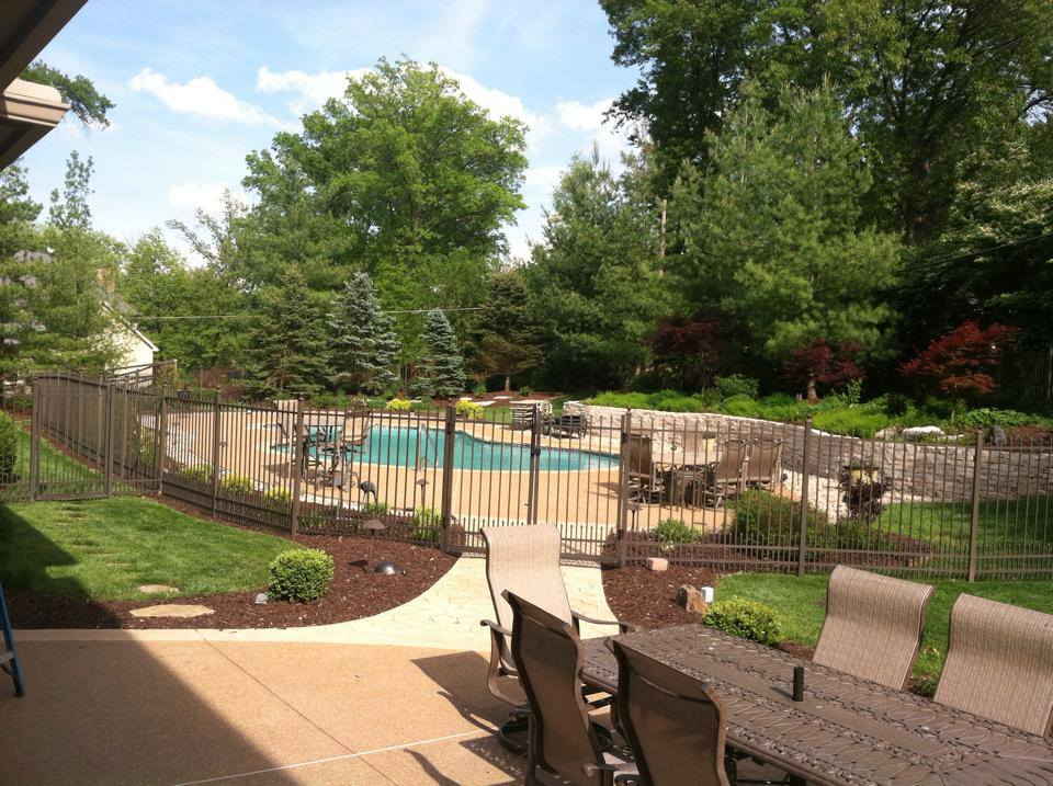 Pool Code Enclosure at AllStar Fence