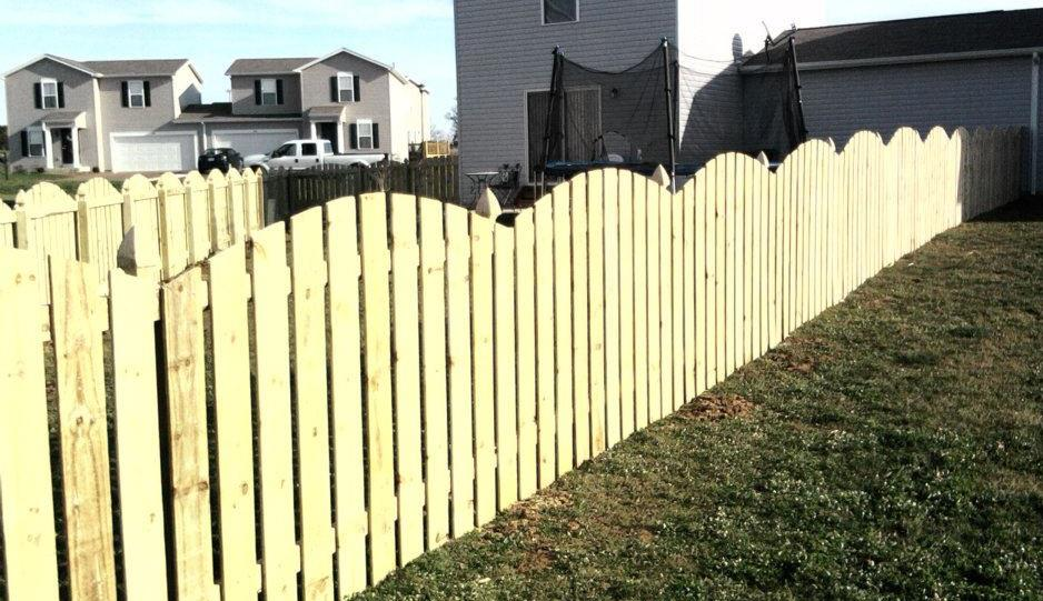 Wooden Fences at AllStar Fence